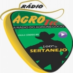 Logo da emissora Radio Agrotec