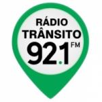 Logo da emissora Rádio Trânsito 92.1 FM