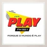 Logo da emissora Rádio Play 92.1 FM