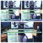 Logo da emissora Conexão Web Rádio Maravilha Gospel