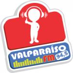 Logo da emissora Rádio Valparaíso 94.5 FM