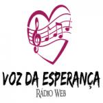 Logo da emissora Voz da Esperança