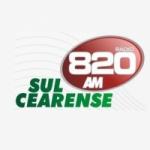 Logo da emissora Rádio Sul Cearense 820 AM
