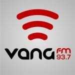 Logo da emissora Rádio Vang 93.7 FM
