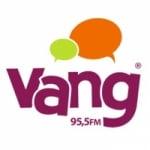 Logo da emissora Rádio Vang 95.5 FM