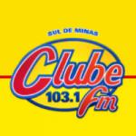 Logo da emissora Rádio Clube Sul de Minas 103.1 FM