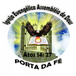 Logo da emissora Rádio Web Porta da Fé