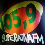 Logo da emissora Rádio Superativa 105.9 FM