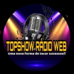 Logo da emissora Top Show Rádio Web
