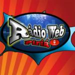 Logo da emissora Rádio Web Piriá