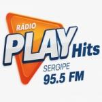 Logo da emissora Rádio Play Hits 95.5 FM