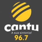 Logo da emissora Rádio Cantu 96.7 FM