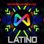 Logo da emissora Mix Latino Artigas