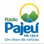 Logo da emissora Rádio Super Pajeú 104.9 FM