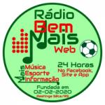 Logo da emissora Rádio Bem Mais Web