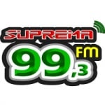 Logo da emissora Rádio Suprema 1550 AM