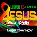 Logo da emissora Rádio Louvor e Paz