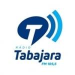 Logo da emissora Rádio Tabajara 105.5 FM