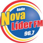 Logo da emissora Rádio Nova Líder 96.7 FM
