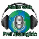 Logo da emissora Rádio Web Prof Atanagildo