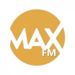 Logo da emissora Web Rádio Max FM
