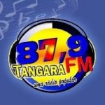 Logo da emissora Rádio Tangará 87.9 FM
