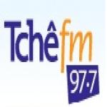 Logo da emissora Rádio Tchê 97.7 FM
