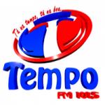 Logo da emissora Rádio Tempo 101.5 FM