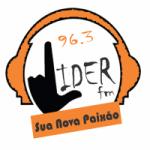 Logo da emissora Rádio Líder do Vale FM