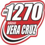 Logo da emissora Rádio Vera Cruz 1270 AM