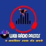 Logo da emissora Rádio Web Passos