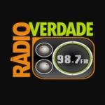 Logo da emissora Rádio Verdade 98.7 FM