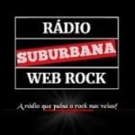 Logo da emissora Rádio Suburbana Web Rock
