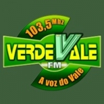 Logo da emissora Rádio Verde Vale 103.5 FM