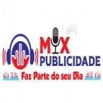 Logo da emissora Web Rádio Mix Publicidade Tapaná
