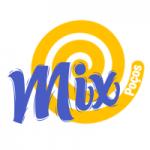 Logo da emissora Mix Poços