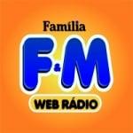 Logo da emissora Web Rádio Família F e M