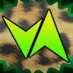 Logo da emissora Rádio Verde Amazônia 87.9 FM