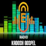 Logo da emissora Web Rádio Kadosh Gospel