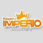 Logo da emissora Rádio Império FM