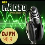 Logo da emissora Rádio Brejolândia FM