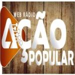 Logo da emissora Web Rádio Ação Popular