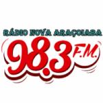 Logo da emissora Rádio Nova Manancial FM