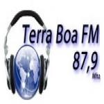 Logo da emissora Rádio Terra Boa 104.9 FM