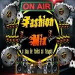 Logo da emissora Rádio Fashion Mix Digital