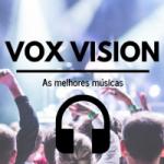 Logo da emissora Rádio Vox Vision