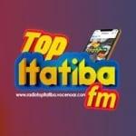 Logo da emissora Rádio Top Itatiba FM
