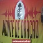 Logo da emissora Rádio Monte De Oração