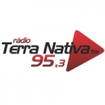 Logo da emissora Rádio Terra Nativa 91.1 FM