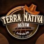 Logo da emissora Rádio Terra Nativa 95.3 FM